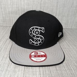 New Era Chicago White Sox Adjustable Snap Cap